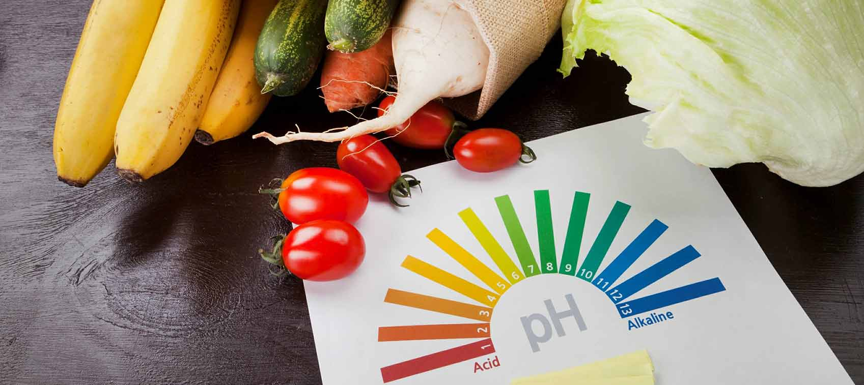 Acid-Forming and Alkalinizing Foods