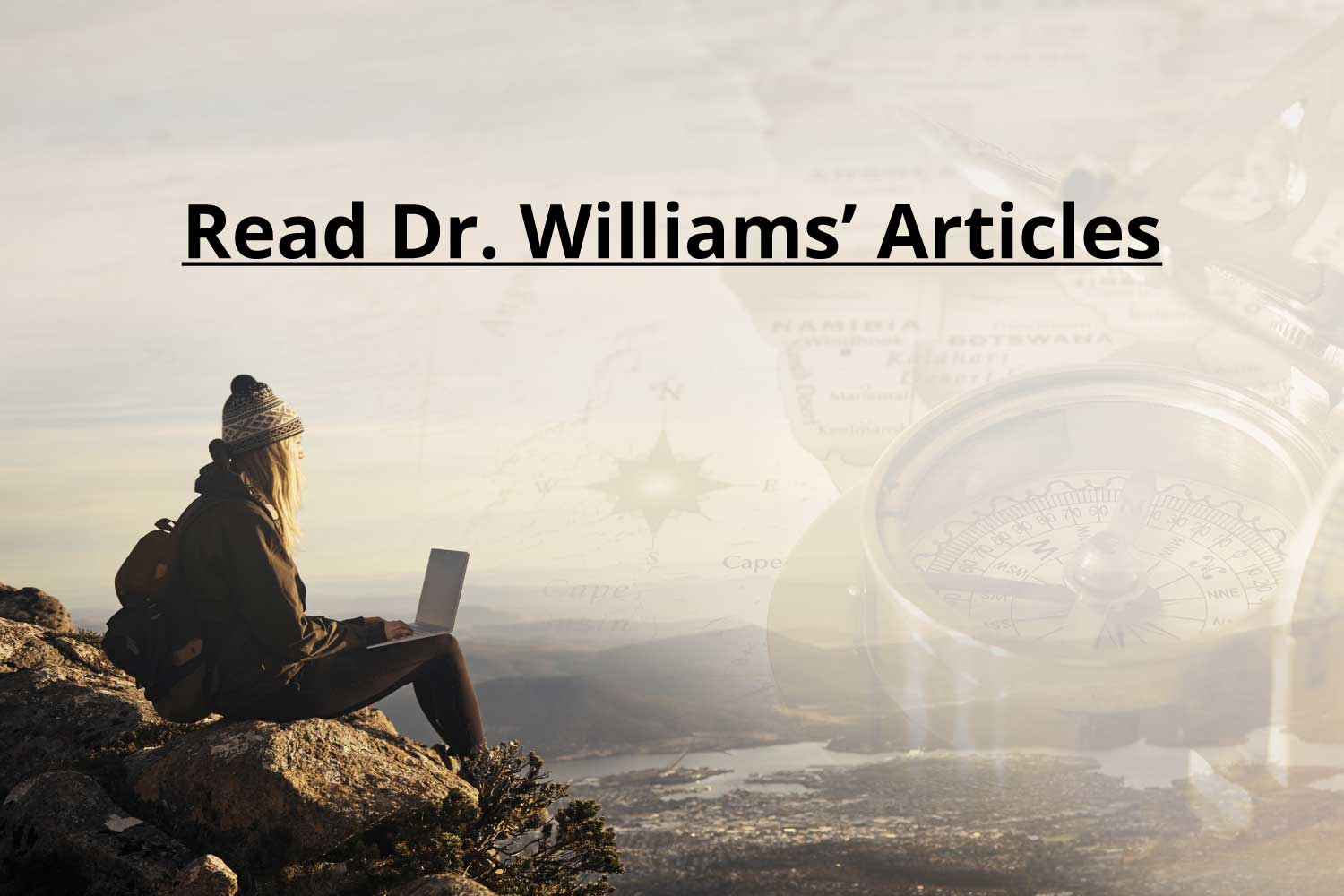 Read Dr. Williams' Articles